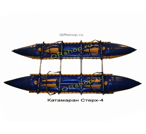 Катамаран Стерх-4