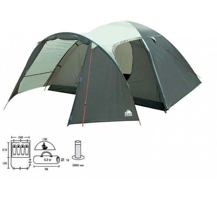 Палатка Boston-4