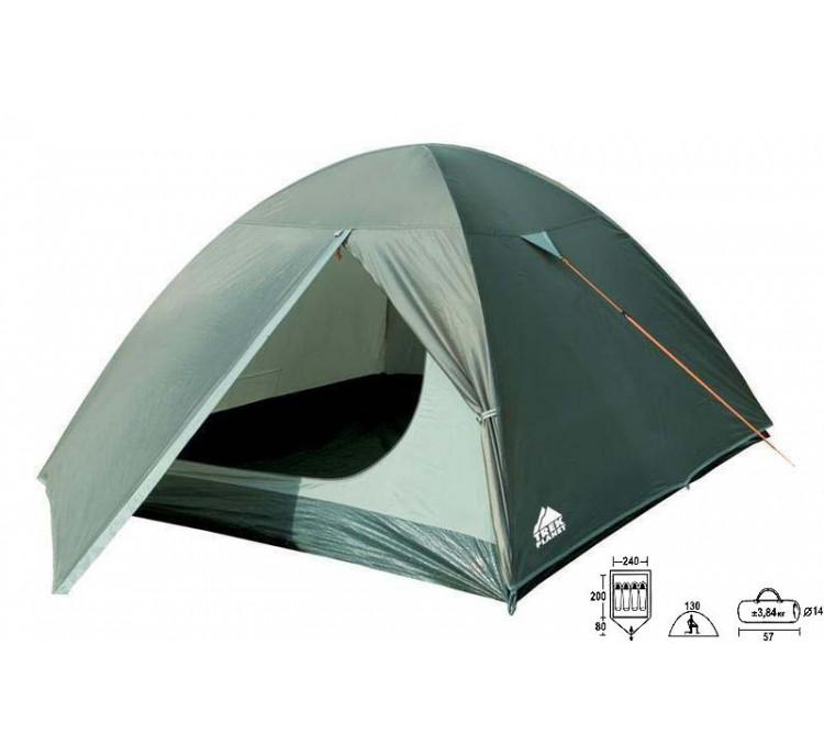 Палатка Kanzas-4